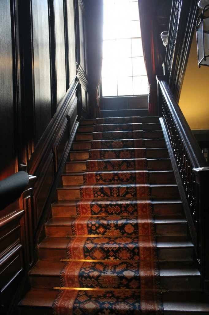 Erddig Countryhouse Stairs_Wales