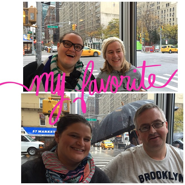 {NEW POST} chatting about one of my fave moments from our #NYC trip: creating new memories and laughing (a lot) with the fam fam.